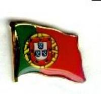 Portugal Flagge / Fahnen Pin